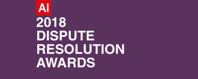 Dispute Resolution Awards