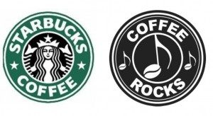 Coffee giant Starbucks fires double shot against Coffee Rocks