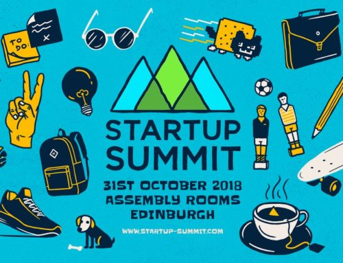 Startup Summit on 31 October