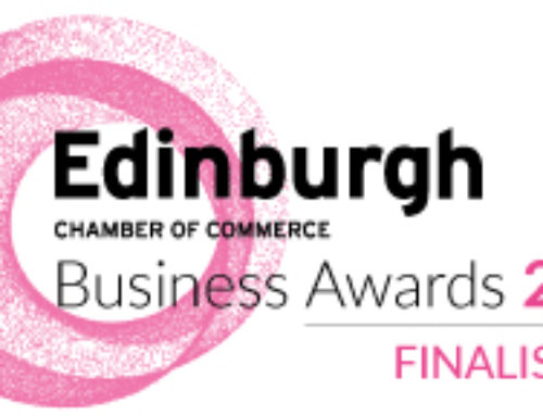 Tidman Nominated for Edinburgh Chamber of Commerce Awards