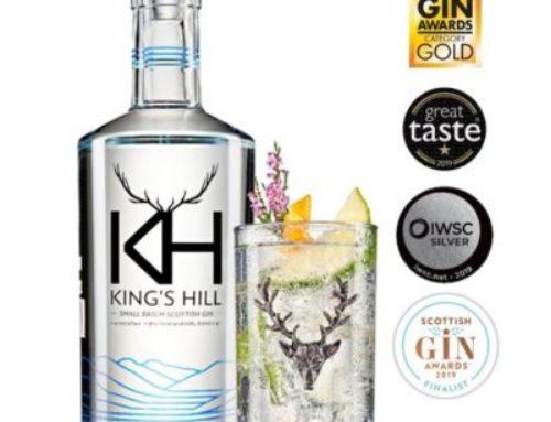 Client Spotlight: King's Hill Gin