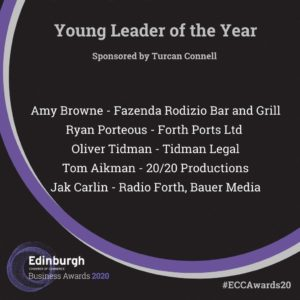 Tidman Legal Awards